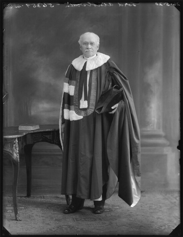 Hugh Graham, 1st Baron Atholstan, by Bassano Ltd, 26 May 1920 - NPG x120595 - © National Portrait Gallery, London