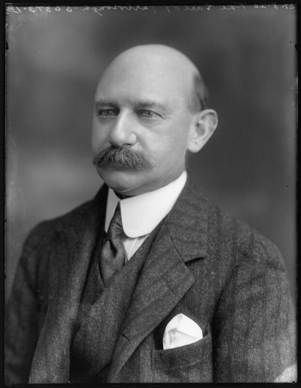 Charles Alfred Worsley Pelham, 4th Earl of Yarborough, by Bassano Ltd, 27 May 1920 - NPG x120612 - © National Portrait Gallery, London