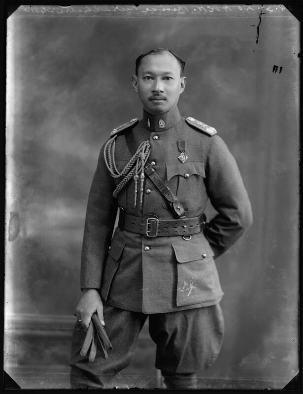 Prince Purachatra Jayakar, by Bassano Ltd, 29 May 1920 - NPG x120638 - © National Portrait Gallery, London