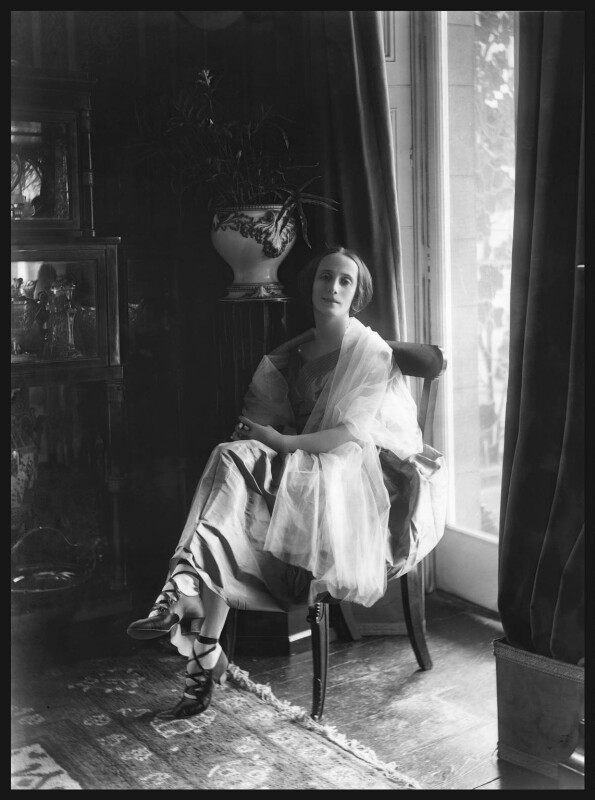Anna Pavlova, by Bassano Ltd, 28 June 1920 - NPG x18144 - © National Portrait Gallery, London
