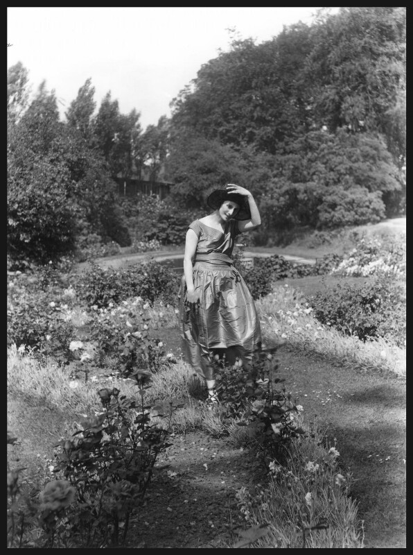 Anna Pavlova, by Bassano Ltd, 28 June 1920 - NPG x18146 - © National Portrait Gallery, London