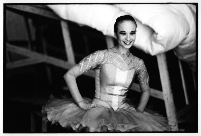 Sarah Wildor, by David Secombe, 1994 - NPG x125351 - © David Secombe