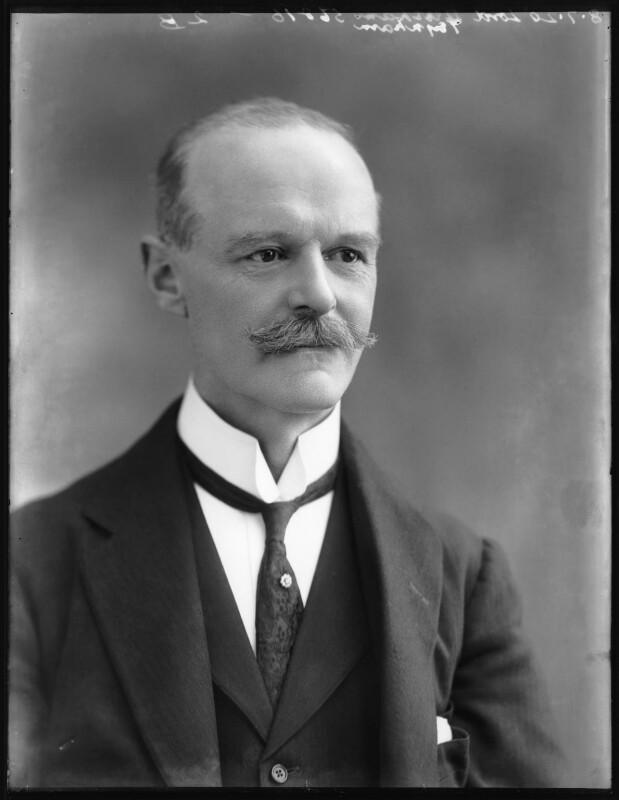 Henry John Philip Sidney Roper-Curzon, 18th Baron Teynham, by Bassano Ltd, 8 July 1920 - NPG x74999 - © National Portrait Gallery, London