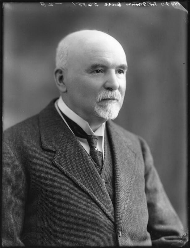 Sir James Barr, by Bassano Ltd, 15 July 1920 - NPG x75044 - © National Portrait Gallery, London