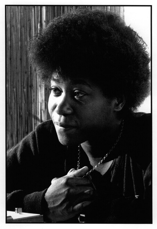 Joan Armatrading, by Jill Furmanovsky, 1979 - NPG x125366 - © Jill Furmanovsky