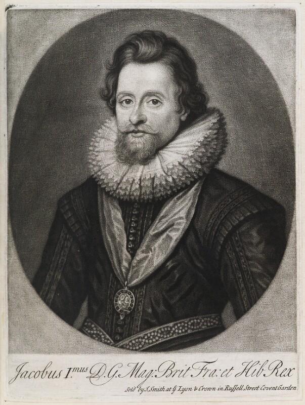 King James And The Duke Of Buckingham - Polixio