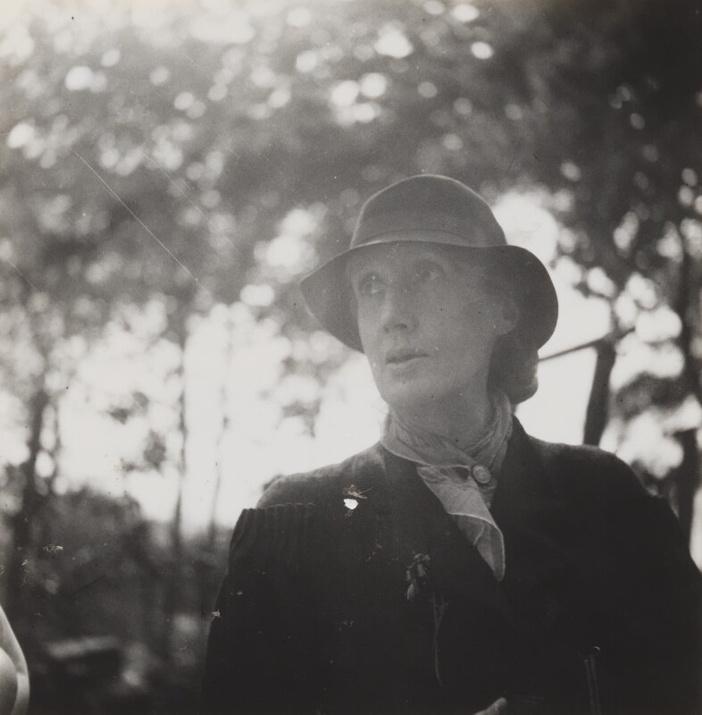Virginia Woolf, by Barbara Strachey (Hultin, later Halpern), 1938 - NPG Ax125376 - © National Portrait Gallery, London