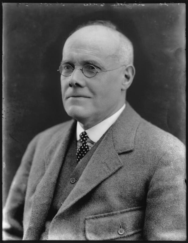 Sir John Collie, by Bassano Ltd, 16 July 1920 - NPG x75053 - © National Portrait Gallery, London