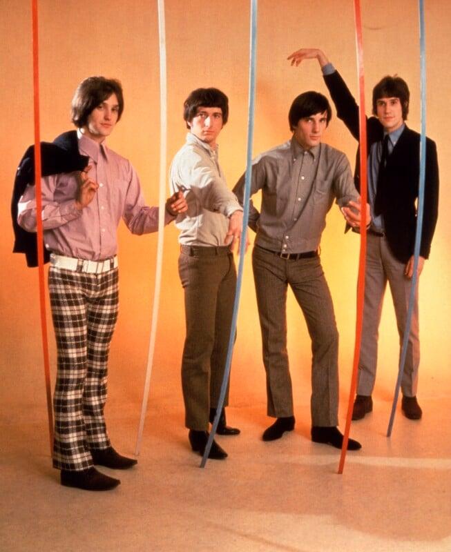The Kinks, by Dezo Hoffmann, 1966 - NPG x125377 - © Dezo Hoffman / Rex Features