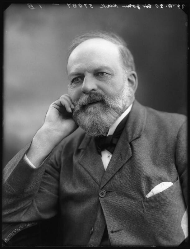 Sir John Kirk, by Bassano Ltd, 23 August 1920 - NPG x75147 - © National Portrait Gallery, London