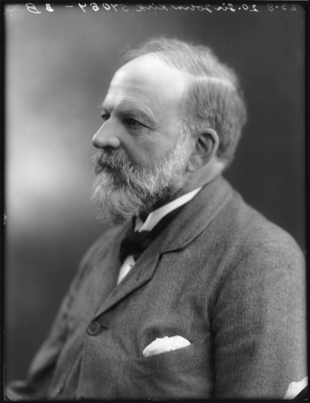 Sir John Kirk, by Bassano Ltd, 23 August 1920 - NPG x75149 - © National Portrait Gallery, London