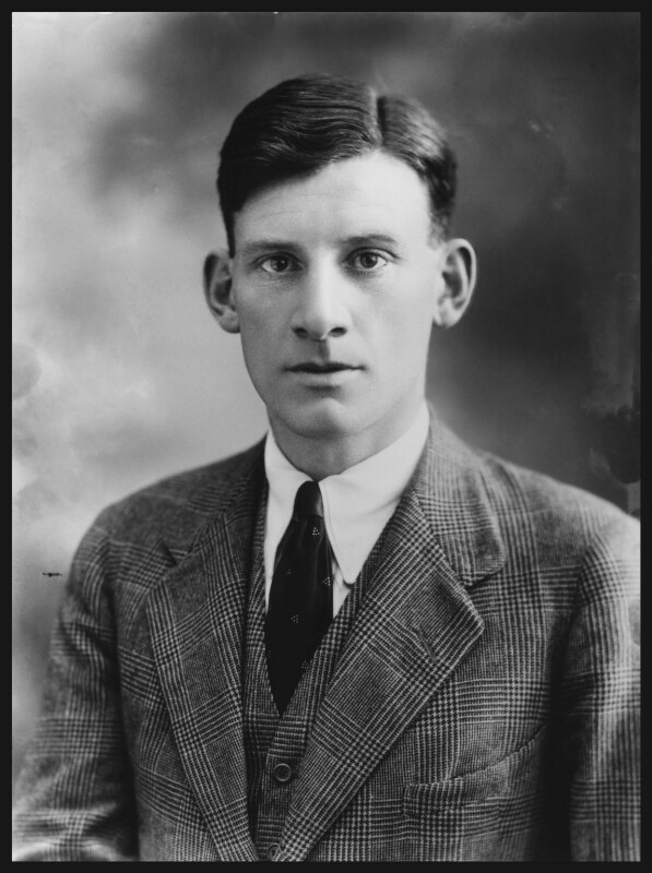 Siegfried Loraine Sassoon, by Bassano Ltd, 23 August 1920 - NPG x18941 - © National Portrait Gallery, London