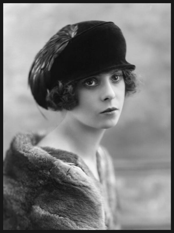 Ninette de Valois, by Bassano Ltd, 25 August 1920 - NPG x18946 - © National Portrait Gallery, London