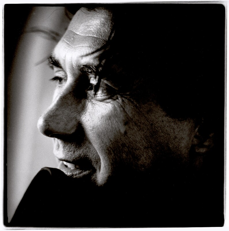 Bryan Ferry, by Andrew Catlin, 1990 - NPG x35986 - © Andrew Catlin / National Portrait Gallery, London