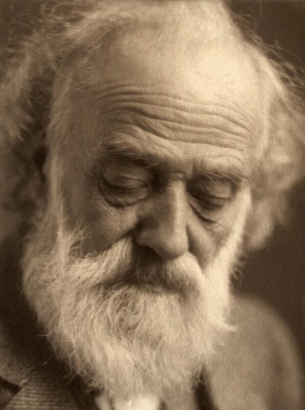 Alphonse Legros, by George Charles Beresford, 1902 - NPG x13485 - © National Portrait Gallery, London