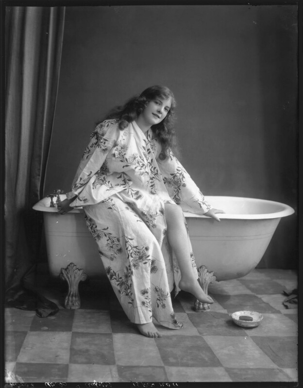 Pearl Aufrere, by Bassano Ltd, 21 July 1911 - NPG x101002 - © National Portrait Gallery, London
