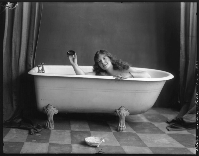 Pearl Aufrere, by Bassano Ltd, 21 July 1911 - NPG x101003 - © National Portrait Gallery, London