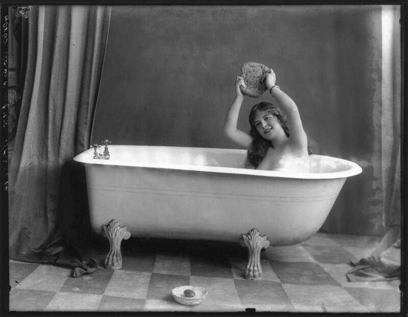 Pearl Aufrere, by Bassano Ltd, 21 July 1911 - NPG x101004 - © National Portrait Gallery, London