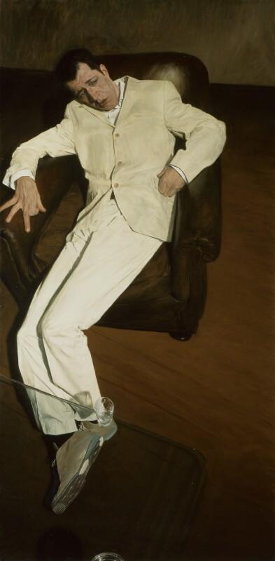 Thomas Joseph Edmund Adès, by Philip Oliver Hale, 2002 - NPG 6619 - © National Portrait Gallery, London