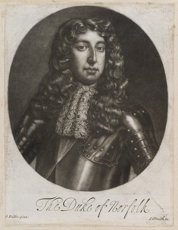 NPG D11973; Henry Howard, 7th ...