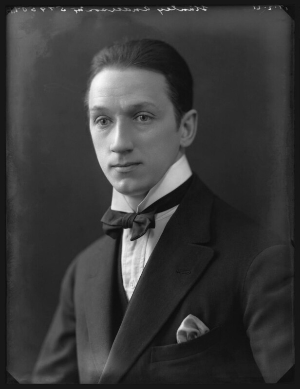 (Alfred Charles) Stanley Anderson, by Bassano Ltd, 17 February 1921 - NPG x36660 - © National Portrait Gallery, London