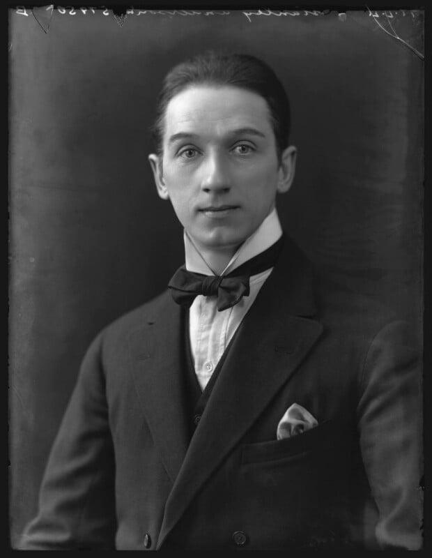 Stanley Anderson, by Bassano Ltd, 17 February 1921 - NPG x36661 - © National Portrait Gallery, London
