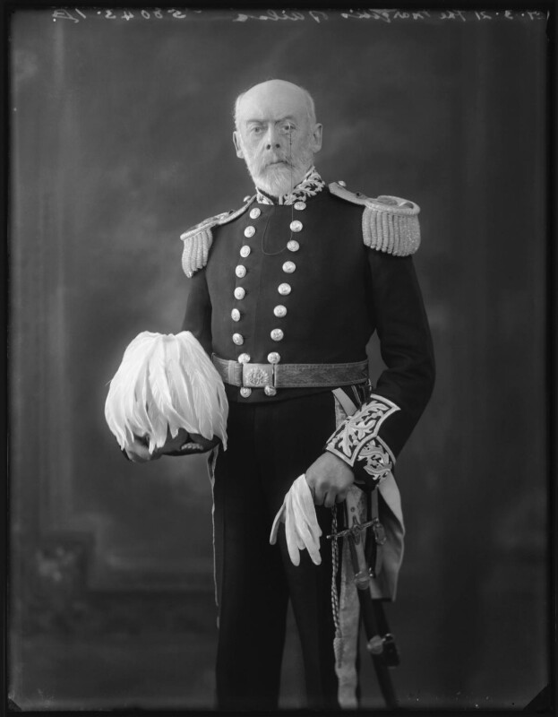 Archibald Kennedy, 3rd Marquess of Ailsa, by Bassano Ltd, 7 March 1921 - NPG x120838 - © National Portrait Gallery, London