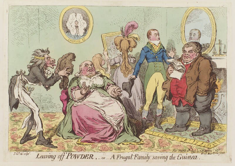 Npg d12521 leaving off powder or a frugal family saving the leaving off powder or a frugal family saving the guinea publicscrutiny Image collections