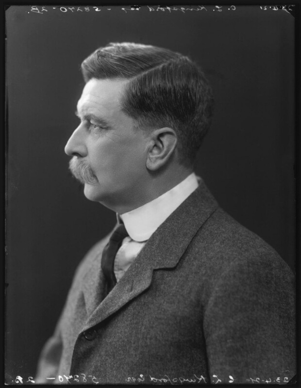 Charles Lethbridge Kingsford, by Bassano Ltd, 23 April 1921 - NPG x120953 - © National Portrait Gallery, London