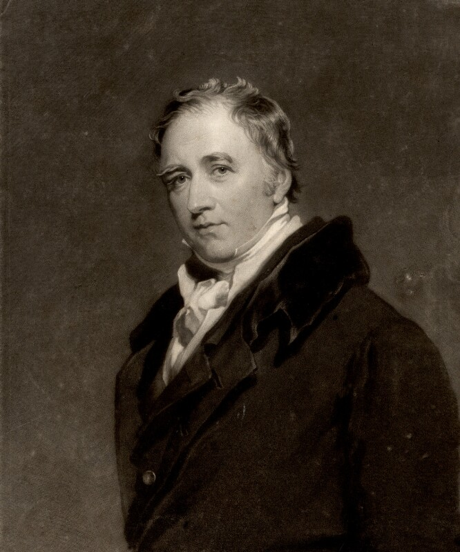 Henry Lascelles, 2nd Earl of Harewood, by Thomas Goff Lupton, after  Sir Thomas Lawrence, published 1828 - NPG D13201 - © National Portrait Gallery, London