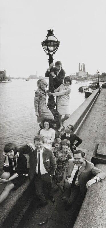 London Fashion Designers, by Norman Parkinson, 18 October 1963 - NPG x30111 - © Norman Parkinson Archive