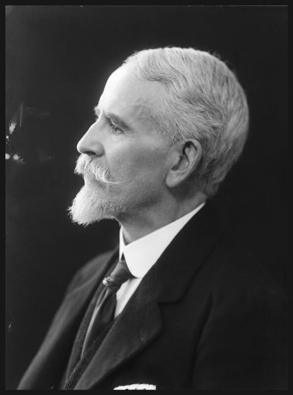 Frank Dicksee, by Bassano Ltd, 23 March 1921 - NPG x18115 - © National Portrait Gallery, London
