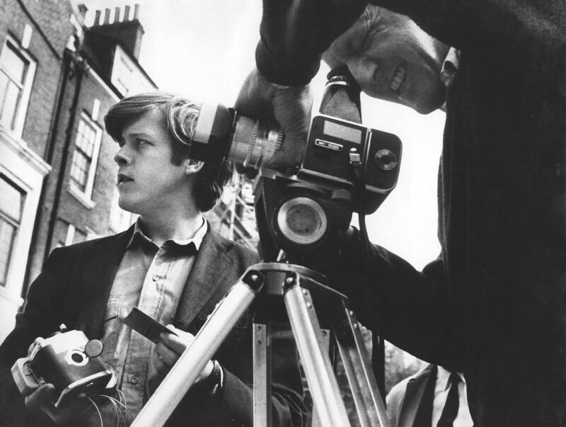 Allan Ballard; John Cowan, by Allan Ballard, 1960s - NPG x125461 - © Allan Ballard / Scope Features