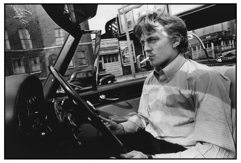 David Hemmings, by Terry O'Neill, 1966 - NPG x125462 - © Iconic IMages/Terry O'Neill