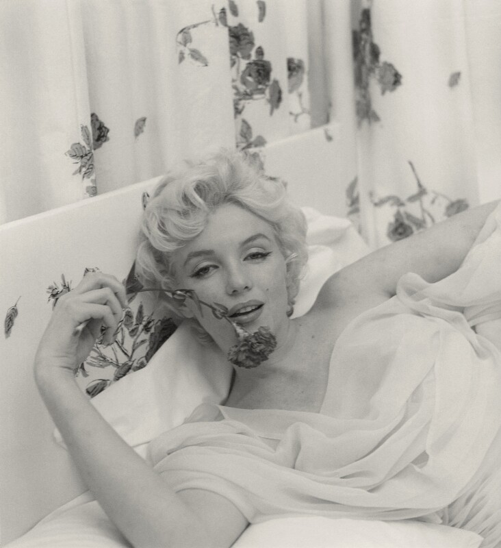 Marilyn Monroe, by Cecil Beaton, 22 February 1956 - NPG x40274 - © Cecil Beaton Studio Archive, Sotheby's London