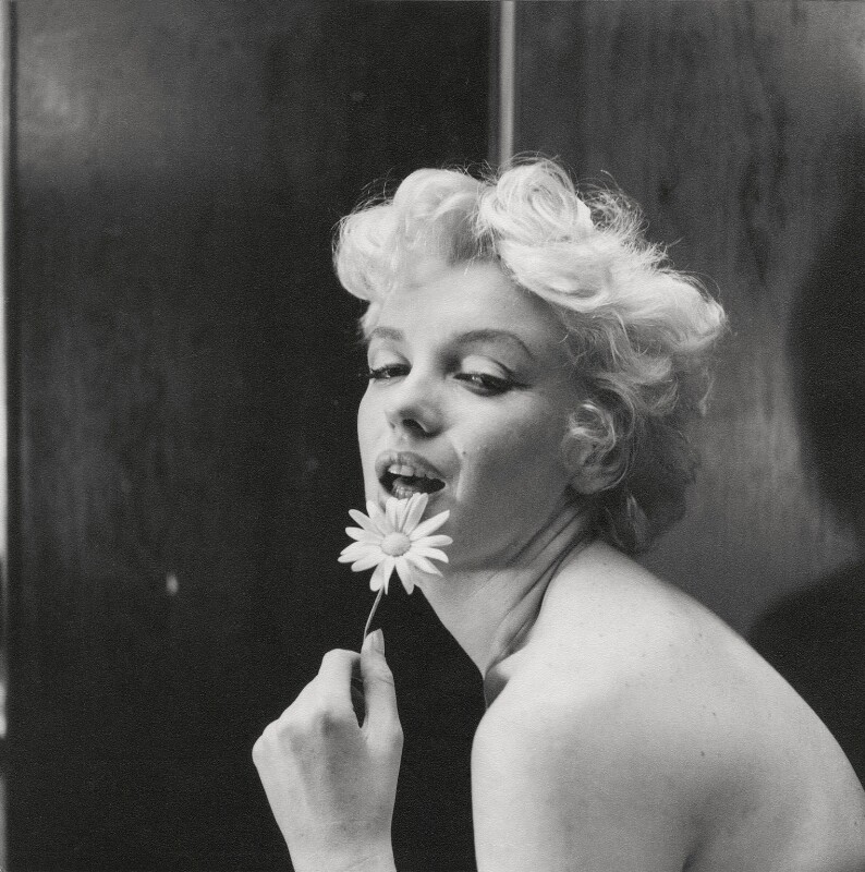 Marilyn Monroe, by Cecil Beaton, 22 February 1956 - NPG x40268 - © Cecil Beaton Studio Archive, Sotheby's London