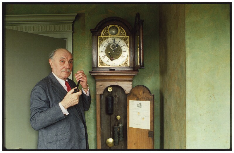 Sir Ralph Richardson, by Judith Aronson, 1978 - NPG x125467 - © Judith Aronson / National Portrait Gallery, London