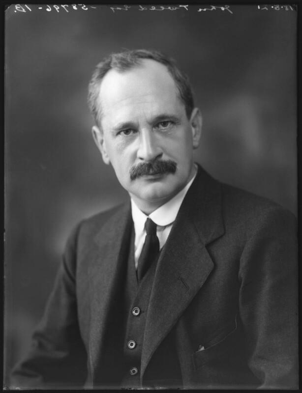 John Tweed, by Bassano Ltd, 18 August 1921 - NPG x121137 - © National Portrait Gallery, London
