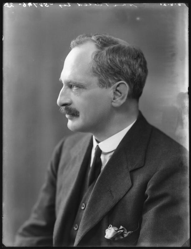John Tweed, by Bassano Ltd, 18 August 1921 - NPG x121138 - © National Portrait Gallery, London