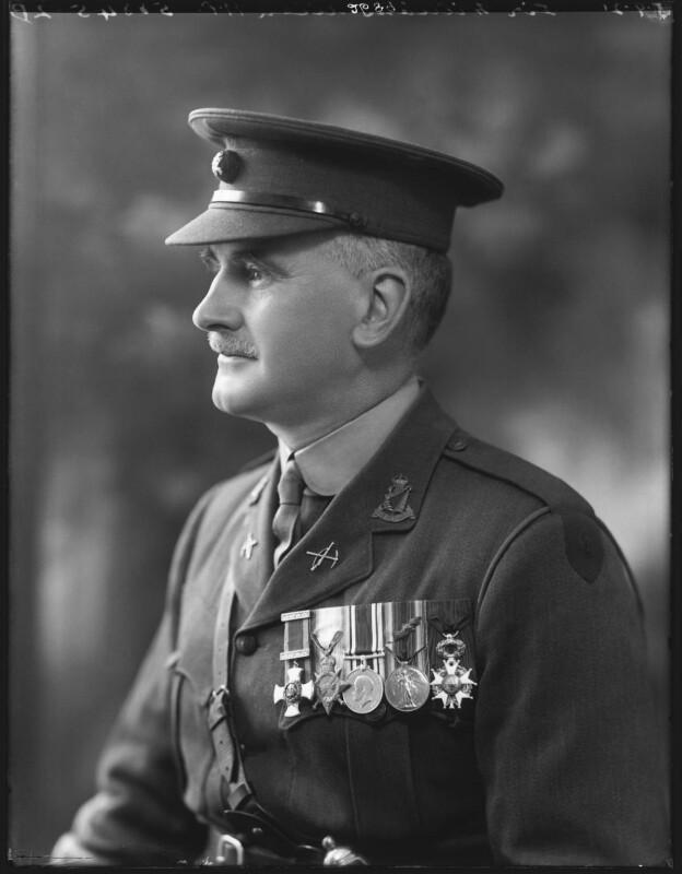 Sir William Allen, by Bassano Ltd, 5 September 1921 - NPG x121150 - © National Portrait Gallery, London