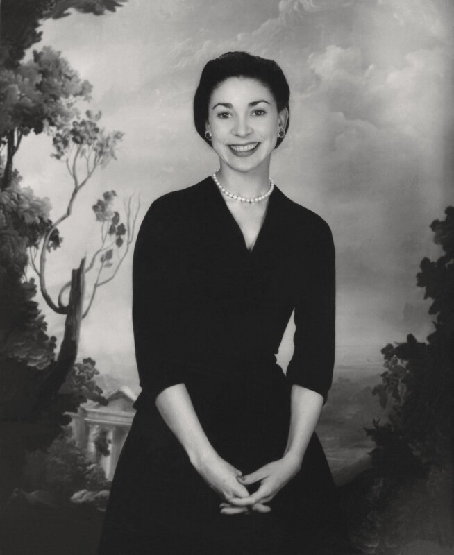 Margot Fonteyn, by Paul Tanqueray, 1950s - NPG x14285 - © estate of Paul Tanqueray