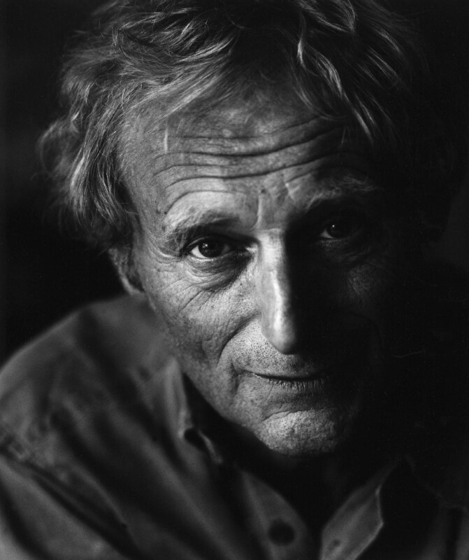 Norman Ackroyd, by Carolyn Djanogly, August 1996 - NPG x87749 - © Carolyn Djanogly