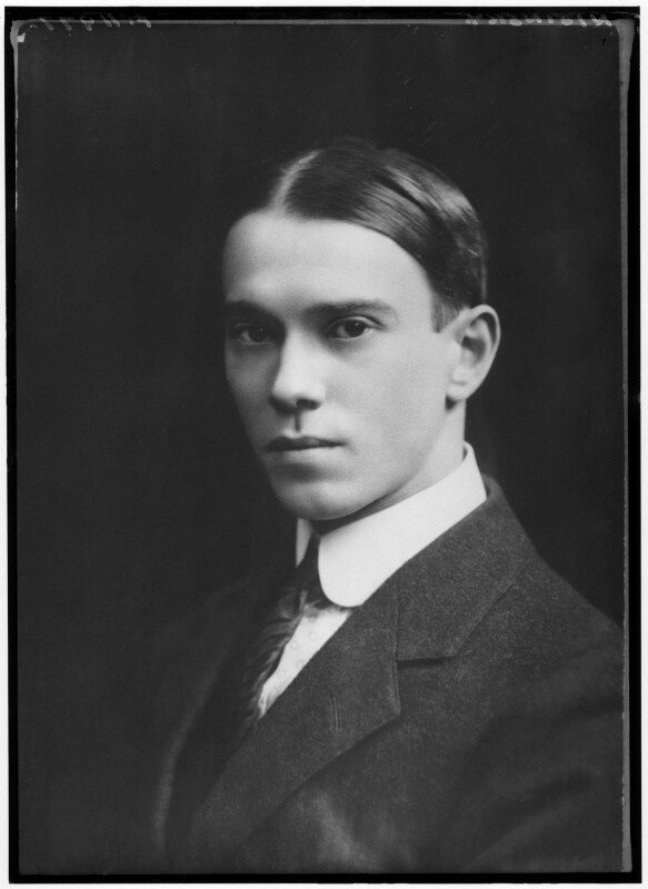 Vaslav Nijinsky, by Elliott & Fry, 1900s - NPG x82271 - © National Portrait Gallery, London