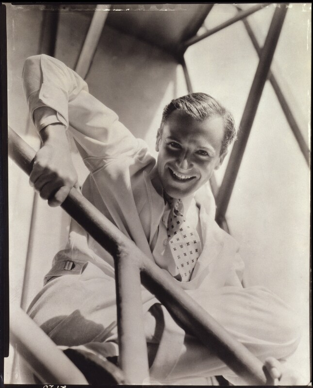 Cecil Beaton, by Bert Longworth, 1930s - NPG x40537 - © reserved; collection National Portrait Gallery, London