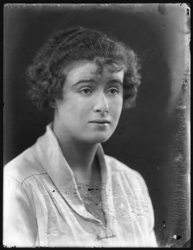 Joan Fred Emney, by Bassano Ltd, 14 November 1921 - NPG x121218 - © National Portrait Gallery, London