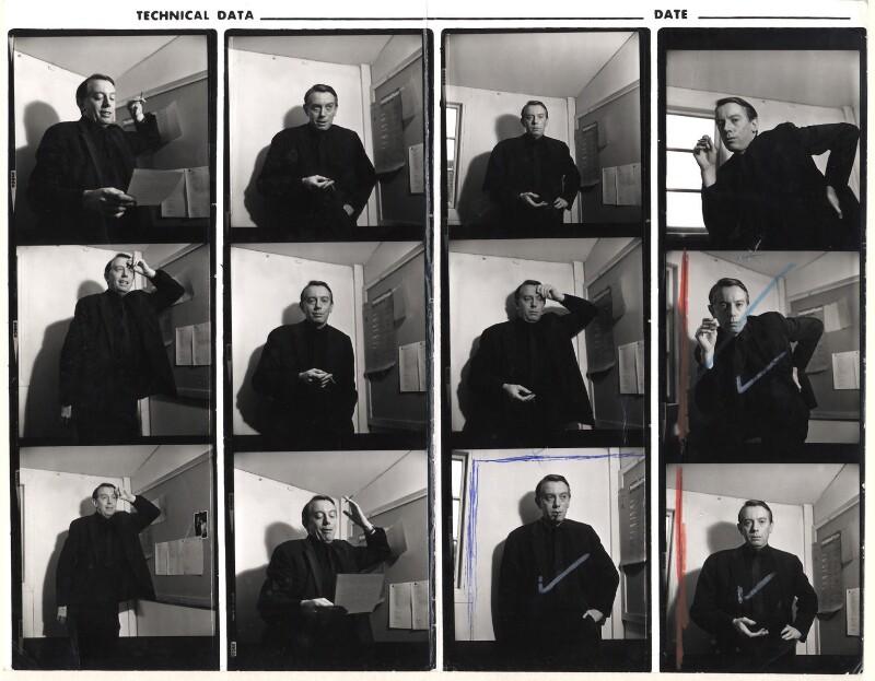 Kenneth Peacock Tynan, by Ida Kar, late 1950s - NPG x125500 - © National Portrait Gallery, London