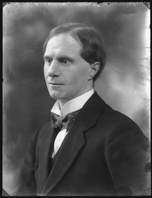 Sir Leonard Wilfred James Costello, by Bassano Ltd, 23 January 1922 - NPG x121264 - © National Portrait Gallery, London