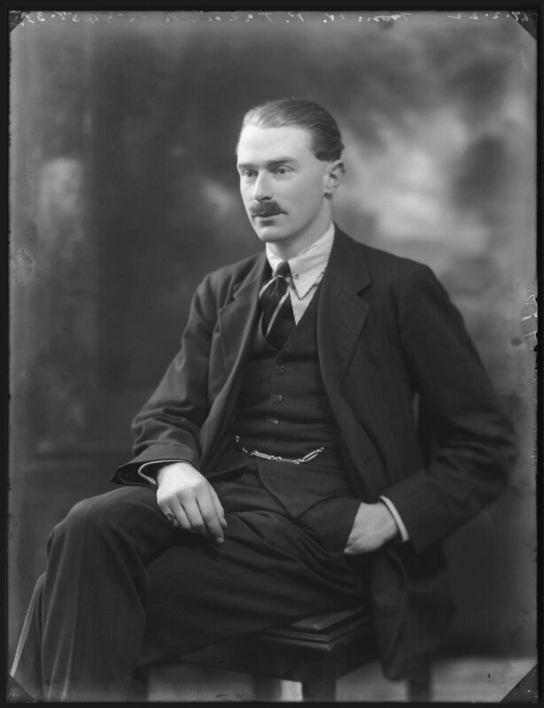 Robert Power Trench, 4th Baron Ashtown, by Bassano Ltd, 17 February 1922 - NPG x121342 - © National Portrait Gallery, London