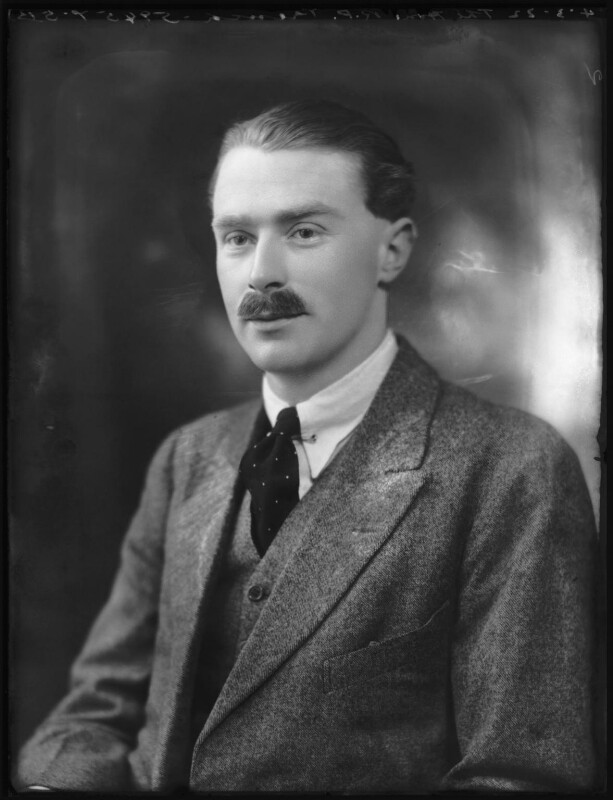 Robert Power Trench, 4th Baron Ashtown, by Bassano Ltd, 4 March 1922 - NPG x121344 - © National Portrait Gallery, London