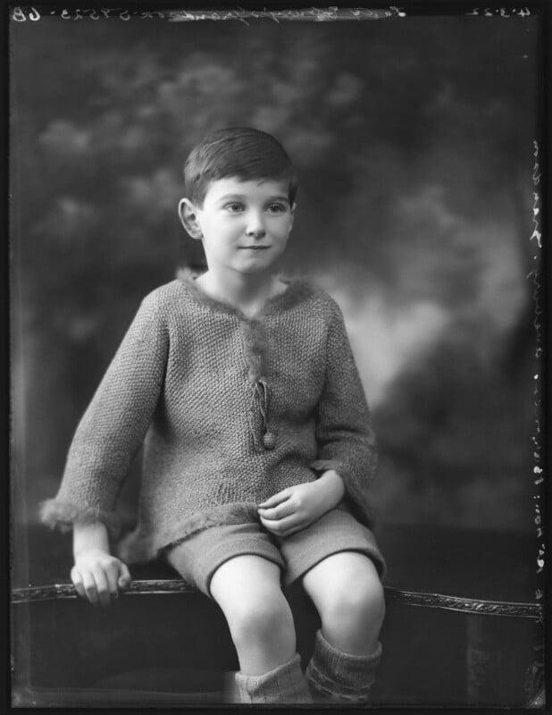 John Lubbock, 3rd Baron Avebury, by Bassano Ltd, 4 March 1922 - NPG x121380 - © National Portrait Gallery, London